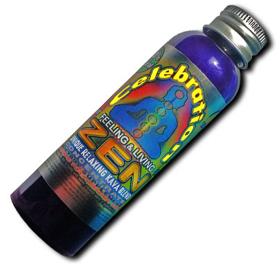 2oz CelebrationZen Shot - Tropical - 1 Bottle
