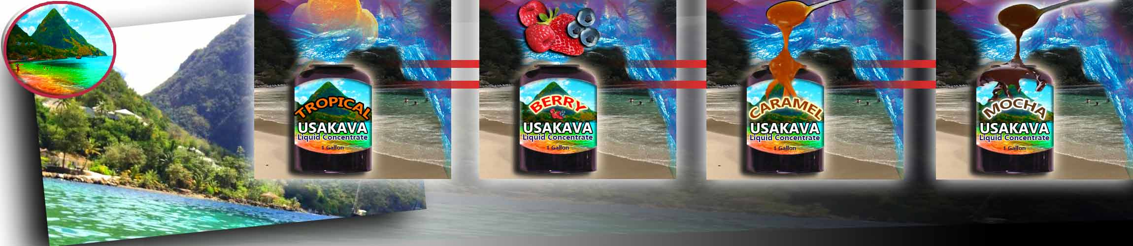 Kava Liquid Concentrates