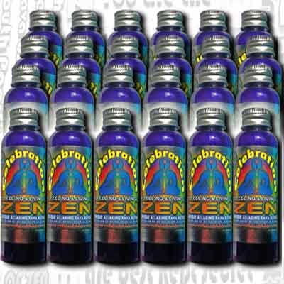 2oz CelebrationZen Shot - Tropical - 24 Bottles