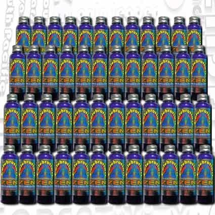 2oz CelebrationZen Shot - Tropical - 48 Bottles