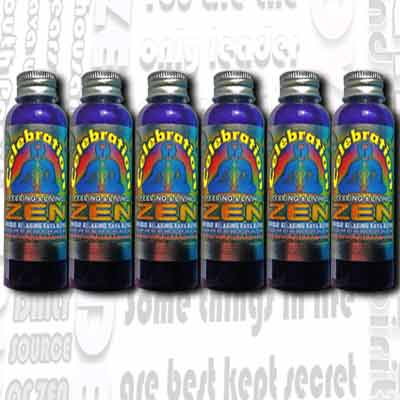 2oz CelebrationZen Shot - Tropical - 6 Bottles